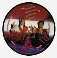 CULTURE CLUB Victims Vinyl Record 7 Inch Virgin 1983 Picture Disc